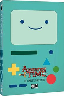 Adventure Time Season 3 - Finn & Jake