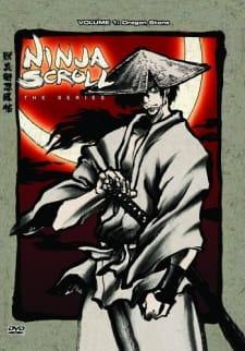 Ninja Scroll The Series Juubee Ninpuuchou: Ryuuhougyoku-Hen