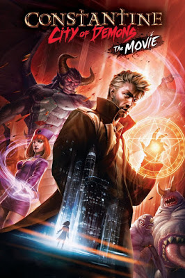 Thành Phố Quỷ - Constantine City Of Demons The Movie