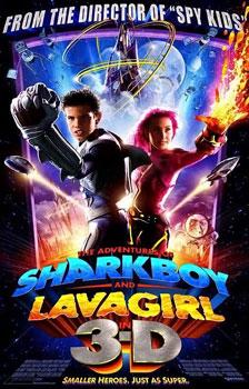Cậu Bé Cá Mập Và Cô Bé Nham Thạch - The Adventures Of Sharkboy And Lavagirl