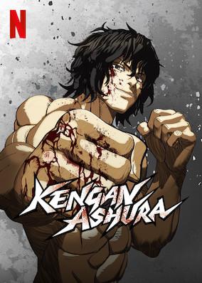 K.ashura - Kengan Ashura