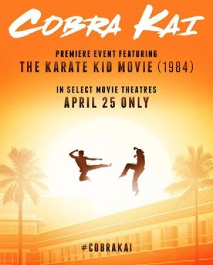 Võ Quán Karate Cobra Kai 2 Cobra Kai Season 2.Diễn Viên: Ralph Macchio,William Zabka,Courtney Henggeler