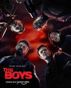 Siêu Anh Hùng Phá Hoại Phần 1 - The Boys Season 1 Việt Sub (2019)