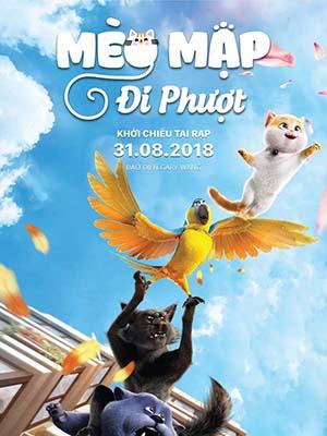 Mèo Mập Đi Phượt Cats And Peachtopia.Diễn Viên: Châu Hoa Kiện,Dương Nghiễn Đạt,Lý Vũ Phong