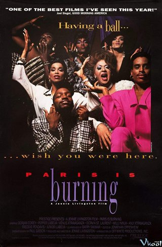 Paris Đang Bùng Cháy Paris Is Burning.Diễn Viên: Brooke Xtravaganza,André Christian,Dorian Corey,Paris Duprée,Pepper Labeija