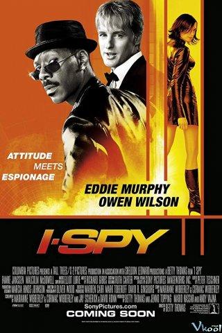 Tôi Là Điệp Viên - I Spy