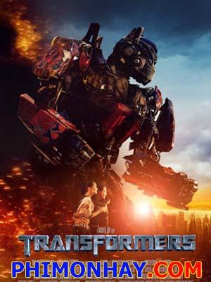 Robot Đại Chiến 1 - Transformers 1