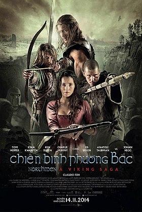 Chiến Binh Phương Bắc Northman: Viking Saga.Diễn Viên: Joe Pantoliano,Ray Liotta,Seth Green,Ashley Judd