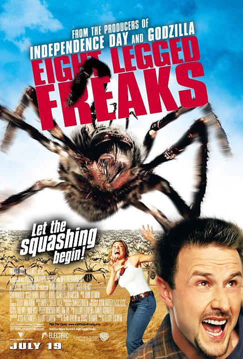 Quái Vật Tám Chân Eight Legged Freaks.Diễn Viên: David Arquette,Kari Wuhrer,Scott Terra
