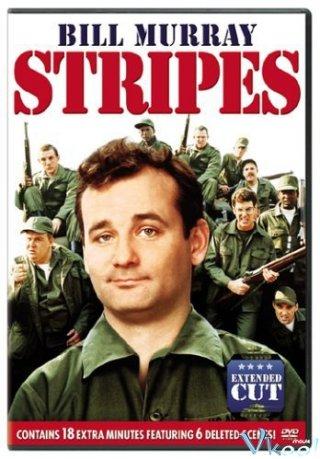 Vạch Quân Hàm Stripes.Diễn Viên: Bill Murray,Harold Ramis,Warren Oates