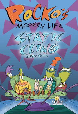 Cuộc Sống Hiện Đại Của Rocko Rockos Modern Life: Static Cling.Diễn Viên: Ron Danta,Danny Robertshaw