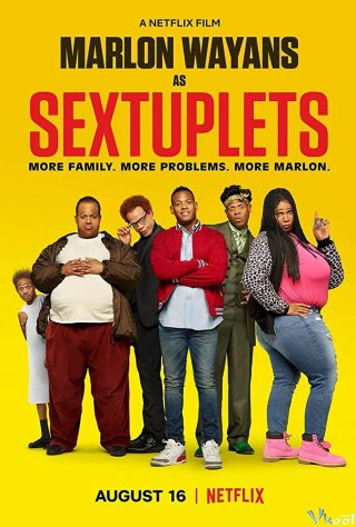 Nhà Có 6 Anh Em - Sextuplets