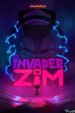 Kẻ Xâm Lược Invader Zim: Enter The Florpus.Diễn Viên: Young Kyun Park,Jhonen Vasquez,Hong,Seung Yoon