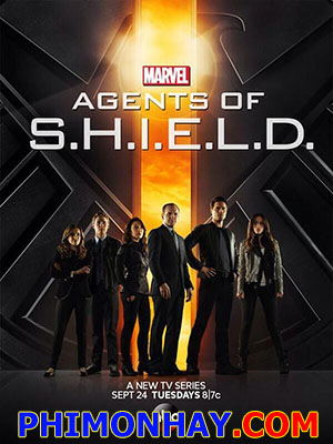 Đặc Vụ S.h.i.e.l.d Phần 1 - Marvels Agents Of S.h.i.e.l.d Season 1 Việt Sub (2013)
