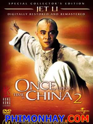 Hoàng Phi Hồng 4 - Once Upon A Time In China 4