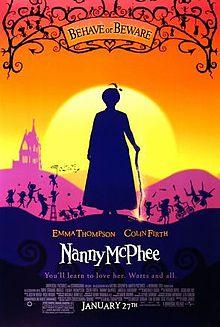 Bảo Mẫu Phù Thủy Nanny Mcphee.Diễn Viên: Emma Thompson,Colin Firth,Angela Lansbury
