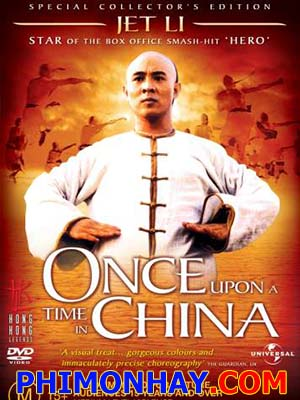 Hoàng Phi Hồng 5 - Once Upon A Time In China 5