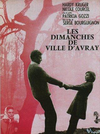 Những Ngày Chủ Nhật Trên Thành Phố Ville D'Avray Sundays And Cybèle.Diễn Viên: Hardy Krüger,Nicole Courcel,Patricia Gozzi