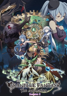 Granblue Fantasy The Animation Season 2.Diễn Viên: Rita Volk,Katie Stevens,Gregg Sulkin