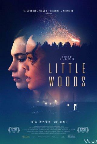 Lằn Ranh Số Phận Little Woods.Diễn Viên: Tessa Thompson,Lily James,Luke Kirby