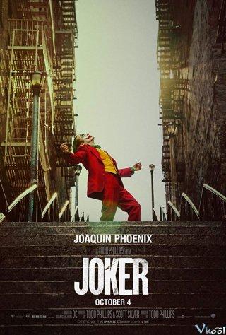 Gã Hề Tội Phạm Joker.Diễn Viên: Robert De Niro,Joaquin Phoenix,Marc Maron