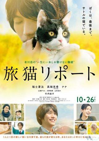 Cuộc Hành Trình Của Mèo Nana - Tabineko Ripoto