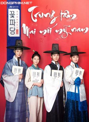 Trung Tâm Mai Mối Mỹ Nam - Flower Crew: Joseon Marriage Agency Việt Sub (2019)