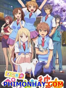 Sakurasou No Pet Na Kanojo The Pet Girl Of Sakurasou.Diễn Viên: Laura Bach,Jakob Cedergren,Lars Mikkelsen