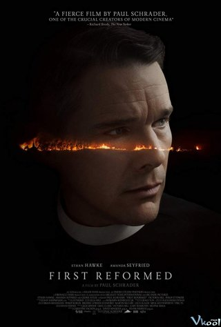 Niềm Tin Lung Lay First Reformed.Diễn Viên: Ethan Hawke,Amanda Seyfried