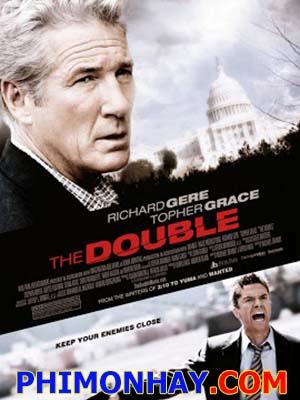 Săn Lùng Sát Thủ The Double.Diễn Viên: Richard Gere,Topher Grace,Martin Sheen