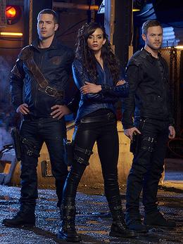 Đội Săn Tiền Thưởng Phần 5 Killjoys Season 5.Diễn Viên: John Hennigan,Osric Chau,Spencer Grammer