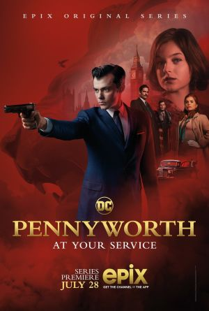 Quản Gia Người Dơi - Pennyworth