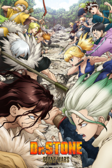 Dr. Stone: Stone Wars Dr. Stone Second Season