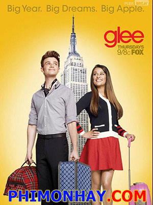 Đội Hát Trung Học 5 Glee Season 5.Diễn Viên: Matthew Morrison