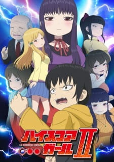 High Score Girl Ii High Score Girl 2.Diễn Viên: Onisuki