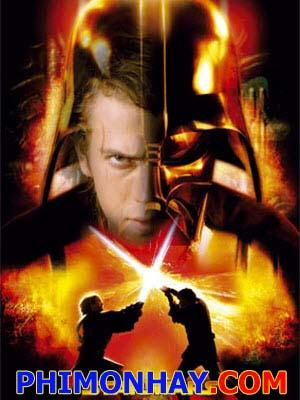 Chiến Tranh Giữa Các Vì Sao 3: Star Wars 3 Sự Trả Thù Của Người Sith: Revenge Of The Sith.Diễn Viên: Hayden Christensen,Ewan Mcgregor,Natalie Portman,Frank Oz,Christopher Lee,Samuel L Jackson