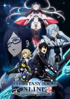 Phantasy Star Online 2 Episode Oracle.Diễn Viên: Becky G,Josh Peck,Tara Strong