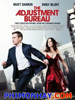 Bản Đồ Định Mệnh - The Adjustment Bureau