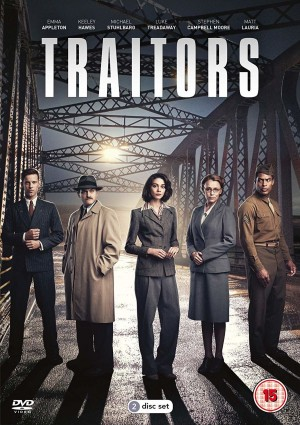 Kẻ Phản Bội Phần 1 Traitors Season 1.Diễn Viên: David Tennant,Paul Kasey,Nicholas Briggs,Christopher Eccleston,Billie Piper
