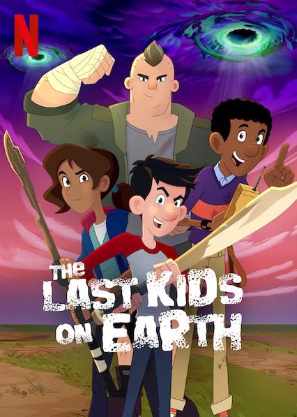 Những Đứa Trẻ Cuối Cùng Trên Trái Đất - The Last Kids On Earth