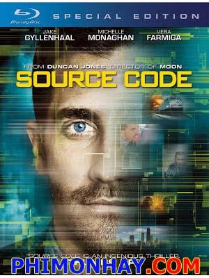 Mật Mã Gốc Source Code.Diễn Viên: Jake Gyllenhaal,Michelle Monaghan,Vera Farmiga