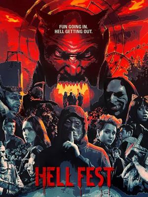 Đêm Hội Địa Ngục Hell Fest.Diễn Viên: Martin Freeman,Paul Whitehouse,Andy Nyman