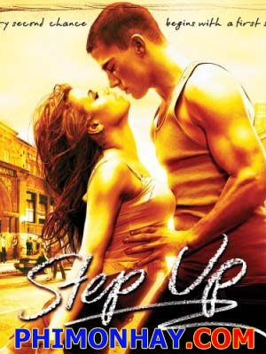 Vũ Điệu Đường Phố Step Up.Diễn Viên: Channing Tatumdamaine Radcliff