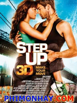 Vũ Điệu Đường Phố 3 3D Step Up 3.Diễn Viên: Channing Tatumadam Sevani