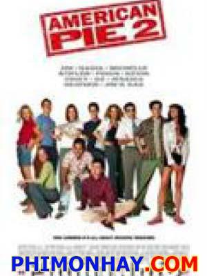 Bánh Mỹ 2 - American Pie 2