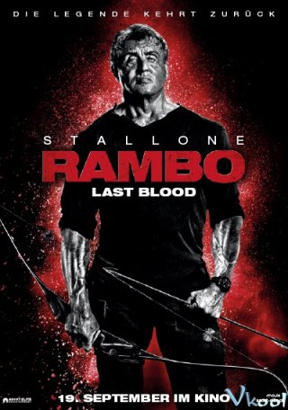 Chiến Binh Rambo 5 - Rambo: Last Blood