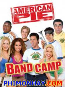 Bánh Mỹ 4: Hội Trại Ban Nhạc American Pie Presents: Band Camp.Diễn Viên: Eugene Levy,Tad Hilgenbrink,Arielle