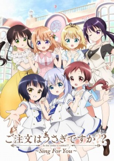 Gochuumon Wa Usagi Desuka??: Sing For You Is The Order A Rabbit?? Ova.Diễn Viên: Ashley Argota,John Deluca,Lexi Giovagnoli