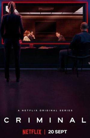 Tội Phạm (Bản Anh) Criminal Uk