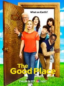 Chốn Bình Yên Phần 4 - The Good Place Season 4